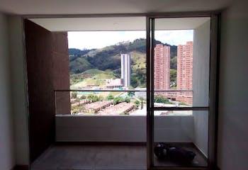 Apartamento en Sabaneta-Ancon, con 3 habitaciones - 65 mt2.