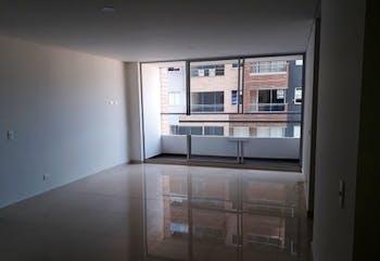 Apartamento de 75m2 en Sabaneta, Sector Valparaíso - con tres habitaciones