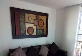 Apartamento de 60m2 en Sabaneta, Sector Calle Larga - con tres habitaciones