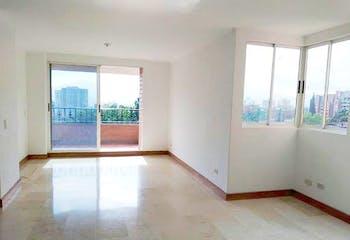 Apartamento en El Poblado-El Campestre, con 3 Habitaciones - 118 mt2.