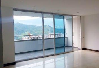Apartamento de 129m2 en Sabaneta, Sector Aves Marías - con tres habitaciones