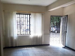 Una vista de una sala de estar con una ventana en No aplica