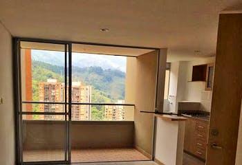 Apartamento de 67m2 en San José, Sabaneta - con tres habitaciones