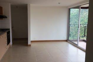 Apartamento de 71m2 en Jardines de San Remo, Sabaneta (El Trapiche) - con tres habitaciones