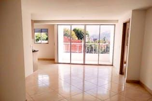 Apartamento en Rosales, Belen - 90mt, tres alcobas, patio