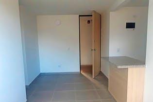 Apartamento en El Porvenir, Itagui - 56mt, tres alcobas, balcón