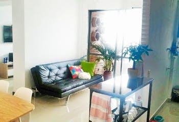 Apartamento de 65m2 en Restrepo Naranjo, Sabaneta - con dos habitaciones