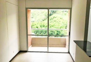 Apartamento de 68m2 en Ciudad del Bosque, Sabaneta (Asdesilla) - con tres habitaciones