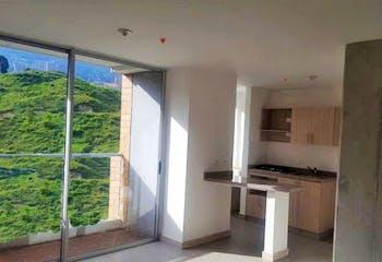 Apartamento en Calasanz, La America - 62mt, dos alcobas, balcón