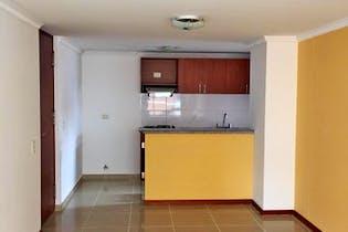 Apartamento en Los Colores, Estadio - 96mt, tres alcobas, balcón