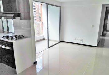 Apartamento en San Germna, Robledo - 72mt, tres alcobas, balcón