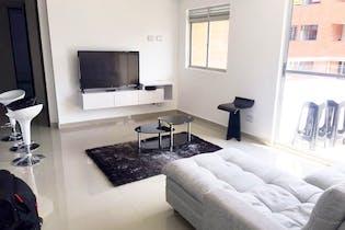 Apartamento en Suramerica, Itagui - 61mt, tres alcobas, balcón