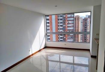 Apartamento en Santa Maria de los Angeles, Poblado - 104mt, tres alcobas, balcón