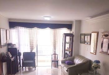 Apartamento en Las Acacias, Laureles - 76mt, dos alcobas, balcón