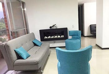 Apartamento en San German, Robledo - 90mt, tres alcobas, balcón