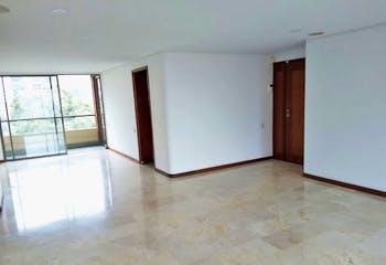 Apartamento en El Poblado-El Tesoro, con 3 Habitaciones - 186 mt2.