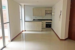 Apartamento en La Castellana, Laureles - 95mt, tres alcobas, balcón