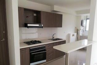 Apartamento en Madera, Bello - 75mt, tres alcobas, balcón