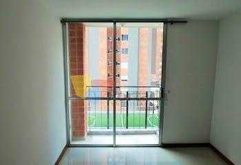 Apartamento en Calle Larga-Sabaneta, con 3 Habitaciones - 55 mt2.