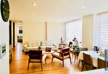 Apartamento en venta en Chicó Navarra de 2 habitaciones