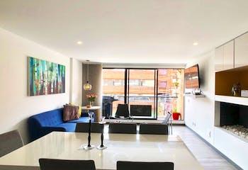 Apartamento en venta en Santa Paula de 93m² con Gimnasio...