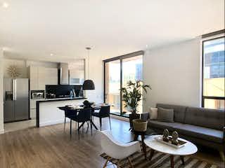 Una sala de estar llena de muebles y una televisión de pantalla plana en Torreal