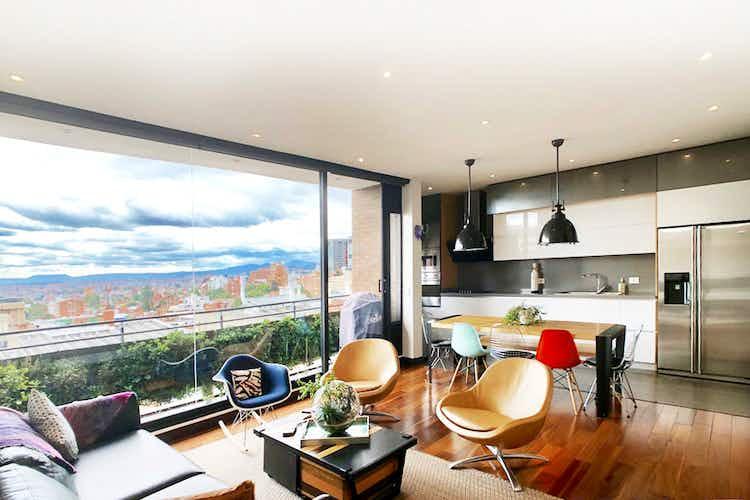 Portada Apartamento en Rosales/Emaus - con vista a la ciudad