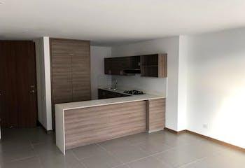 Apartamento en La Loma del Escobero - Envigado, cuenta con dos habitación
