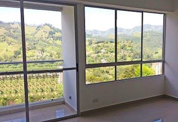 Apartamento en Aves María-Sabaneta, con 3 Habitaciones - 65 mt2.