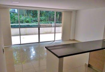 Apartamento en El Poblado-Santa María de los Ángeles, con 3 Habitaciones - 143 mt2.