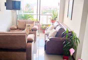 Apartamento en Loma de los Bernal, Belen - Dos alcobas
