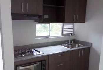 Apartamento en Las Antillas - Envigado, Cuenta con dos habitaciones