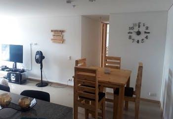 Apartamento en El Estadio-Naranjal, con 2 Habitaciones - 73 mt2.