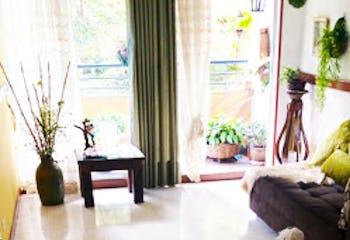 Apartamento en Belén-Loma de los Bernal, con 3 Habitaciones - 63 mt2.