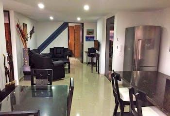 Apartamento en Laureles-Lorena, con 3 Habitaciones - 103 mt2.