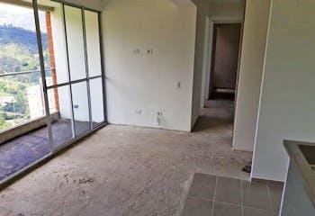 Apartamento en El Carmelo, Sabaneta - 56mt, tres alcobas, balcon