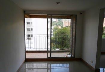 Apartamento en El trapiche-Sabaneta, con 2 Habitaciones - 68 mt2.