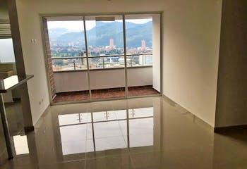 Apartamento en El Carmelo-Sabaneta, con 3 Habitaciones - 84 mt2.
