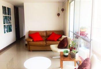 Apartamento en El Trapiche-Sabaneta, con 3 Habitaciones - 91 mt2.