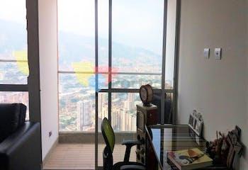 Apartamento en Aves María-Sabaneta, con 2 Habitaciones - 57 mt2.