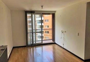 Apartamento en El Carmelo-Sabaneta, con 3 Habitaciones - 67 mt2.