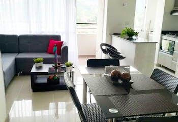 Apartamento en La Estrella-Pueblo Viejo, con 2 Habitaciones - 54 mt2.
