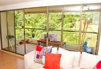 Apartamento en Belén-Loma de los Bernal, con 3 Habitaciones - 96 mt2.