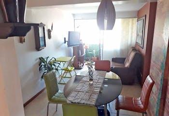 Apartamento en venta en Barrio Antioquia de 3 alcobas