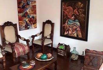 Casa en La Loma del Escobero - Envigado, cuneta con tres habitaciones
