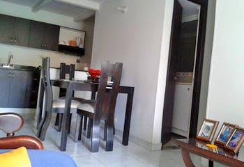 Apartamento 60 mt2 -Ubicado en el Estadio-Los colores,3 habitaciones.