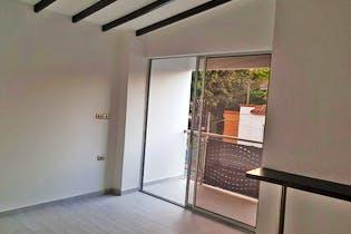 Apartamento 57 mts2 Ubicado en Laureles-Las Acacias,2 Habitaciones.