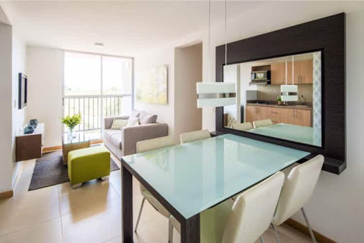 Portada Apartamento 59 mts2-Ubicado en Rionegro,2 Habitaciones.