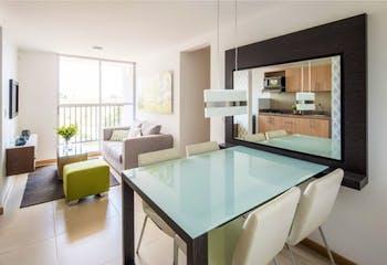 Apartamento en venta en Fontibón de 2 alcobas