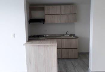 Apartamento 57 mts2-Ubicado en Rionegro-Rionegro,3 Habitaciones.